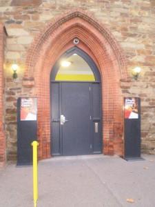 St Pauls Front Entrance